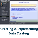 Creating and Implementing a Data Strategy