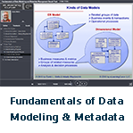 Fundamentals of Data Modeling and Metadata Management