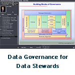 Data Governance for Data Stewards