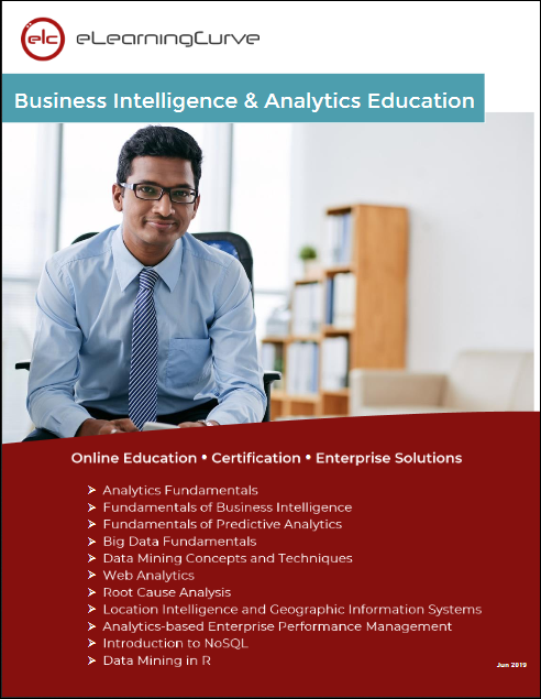Business Analytics and Intelligence