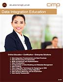 Certify in Data Integration