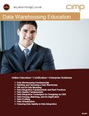 CIMP Data Warehousing