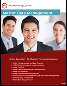 CIMP Master Data management