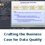 Crafting the Business Case for Data Quality