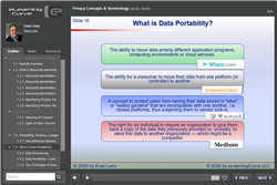 Data Privacy & Protection Fundamentals - online training course