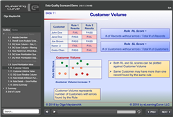 Data Quality Scorecards - on-line training class